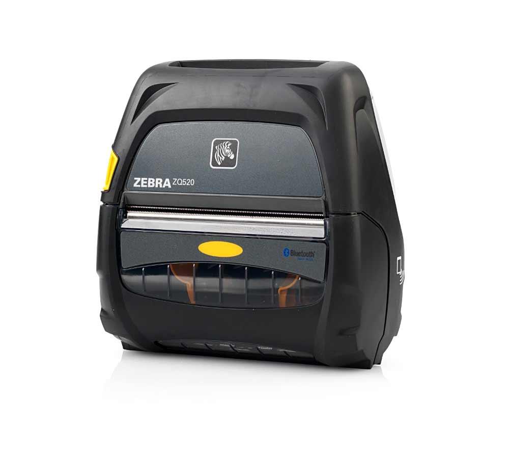 Imprimantes mobiles de gamme ZQ500 de ZEBRA